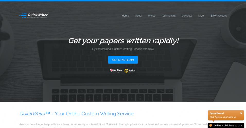 quickwriter.com