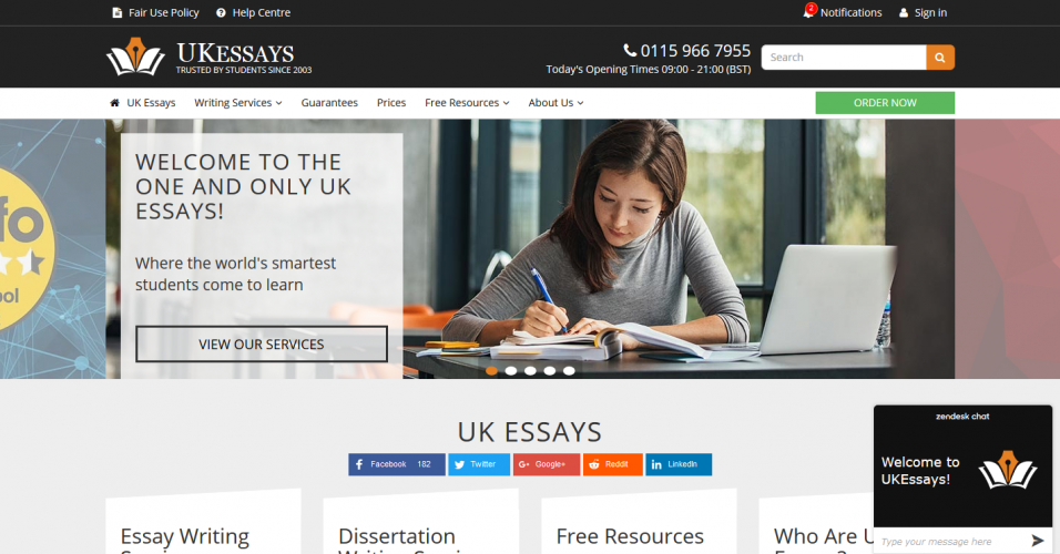 UKEssays.com Review | Students Writing Reviews