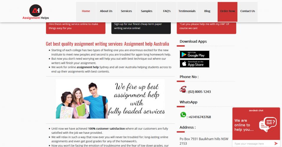 assignmenthelps.com.au