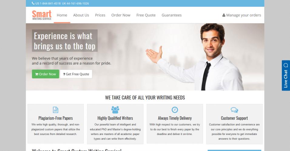 smartwritingservice.com