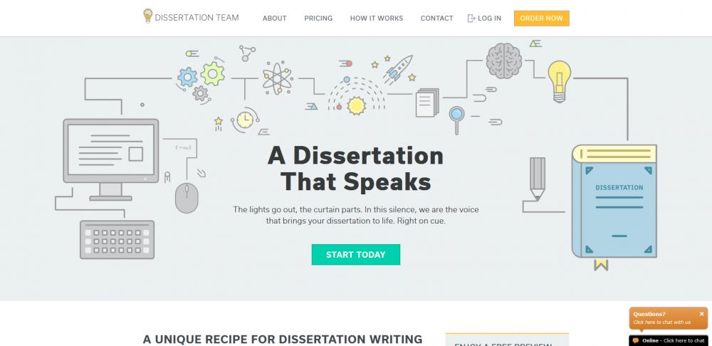 dissertationteam.com