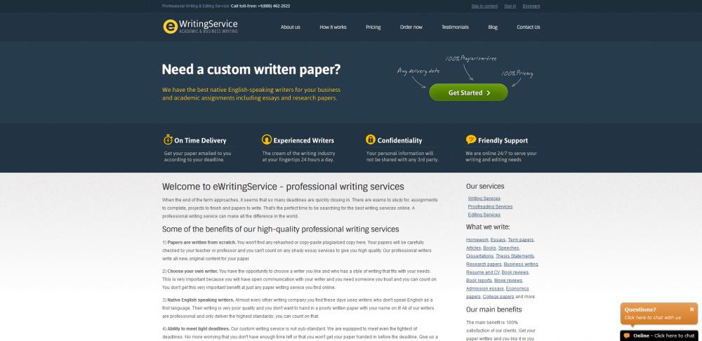 ewritingservice.com