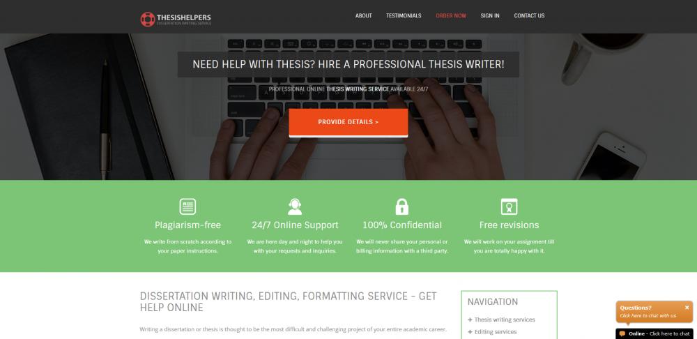 thesishelpers.com