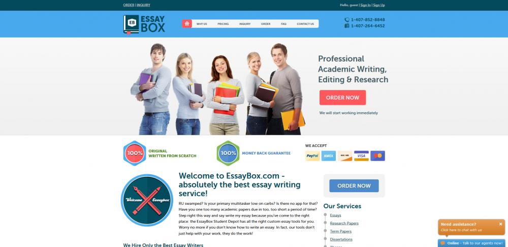 essaybox.com