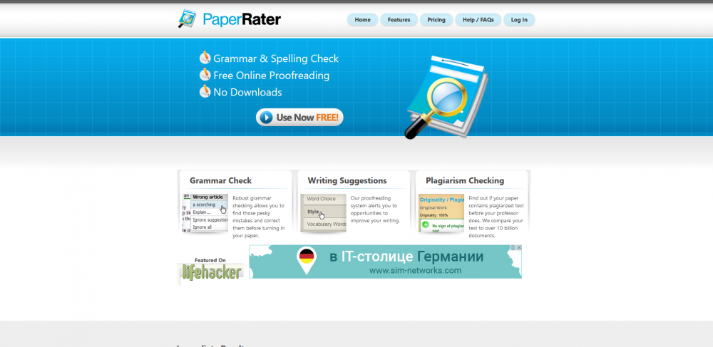 paperrater com review students writing reviews paperrater com